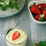 Crema Chantilly vegetale | Vegan chantilly recipe