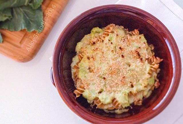 pasta cavolfiore noci curry cauliflower vegan bake