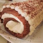 Rotolo dolce al cappuccino | Cappuccino roll cake