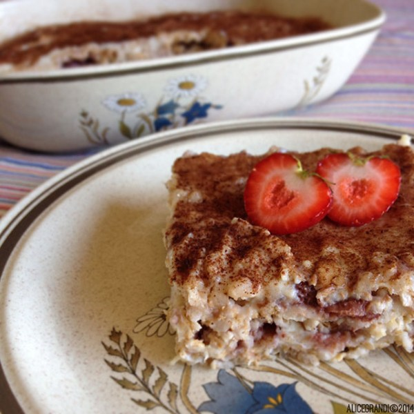 tiramisu light fragole strawberry vegan glutenfree