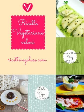 ricette vegetariane veloci