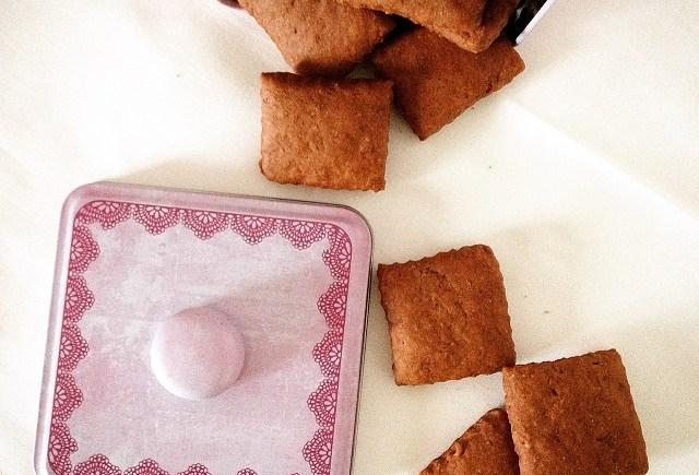 biscotti farro cacao sesamo chocolate sesame cookies