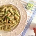 Pasta al pesto di avocado ed erbe aromatiche | Avocado and fresh herbs pesto pasta (Vegan)