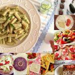 """Invito per una festa """"a tema""""…Ricette Vegetariane Veloci!"""