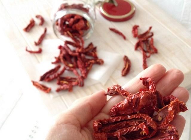 pomodori secchi fatti in casa essiccatore dried tomatoes dehydrator