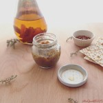 Crema di melanzane piccante (da conserva) | Hot eggplant dip (for canning)
