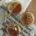 Tiramisù al pistacchio | Easy Pistachio tiramisu {vegan recipe}