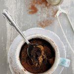 Torta in tazza al cioccolato e pistacchio | Vegan chocolate mug cake