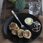 Polpette di patate e broccoli | Potato and broccoli fritters {vegan recipe}