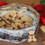 Biscotti pan di zenzero senza glutine | Gluten free vegan gingerbread cookies