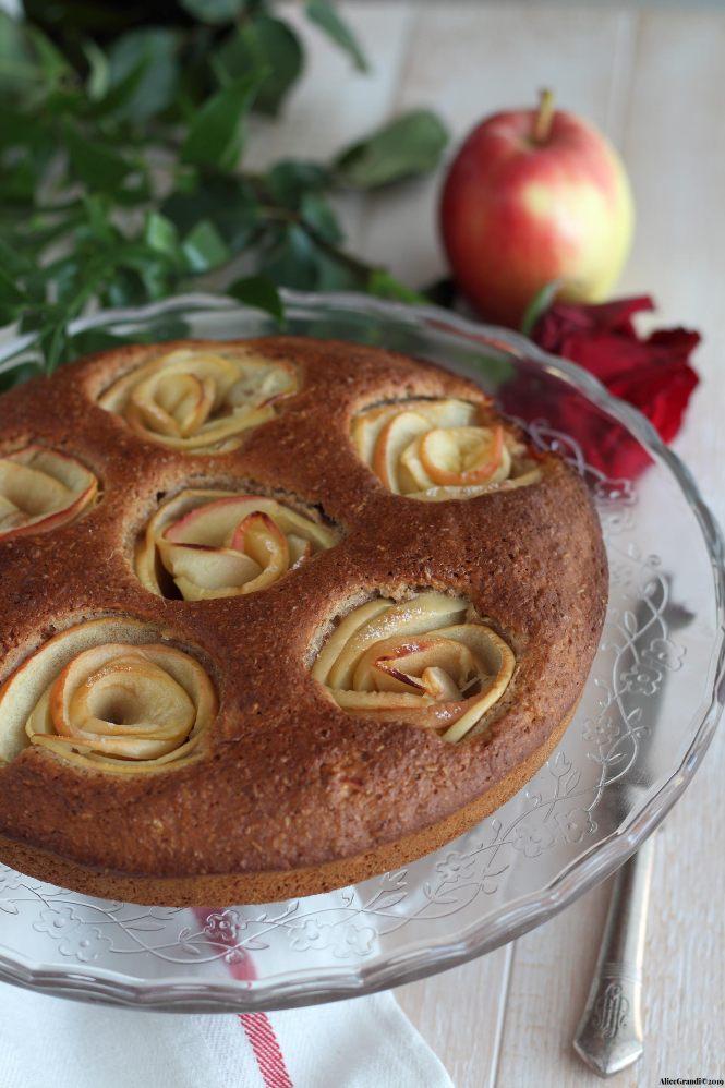 torta-di-mele-allacqua-senza-uova-burro