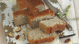Banana bread vegan senza glutine fit