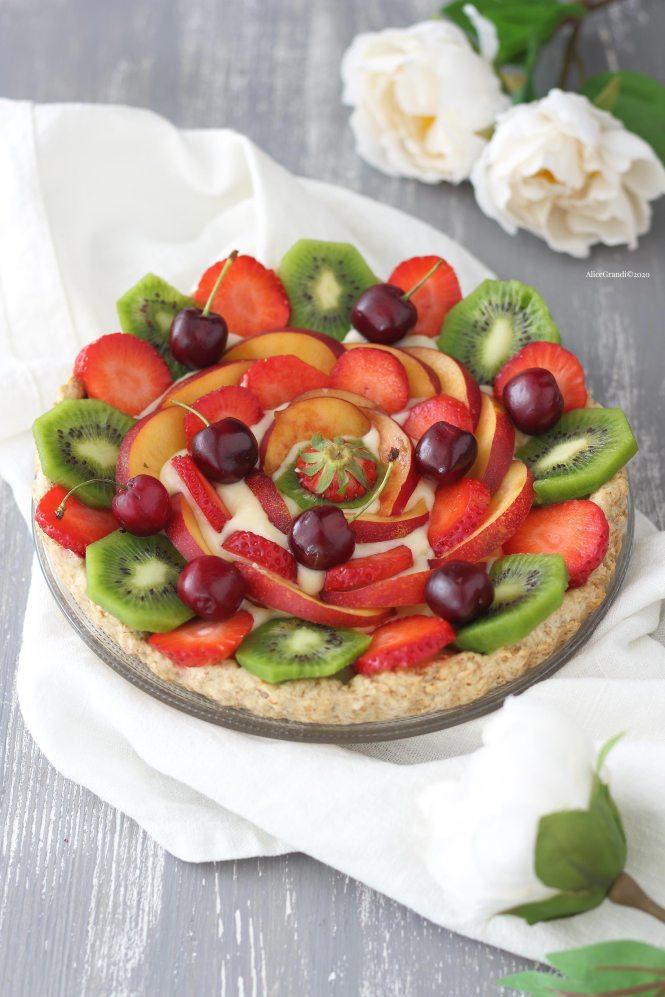 crostata-di-frutta-fresca-senza-burro-vegan