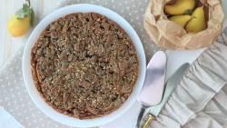 crostata-pere-vaniglia-senza-glutine-burro-vegan