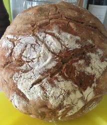 Pane fatto in casa Farina 0 - lunga lievitazione -