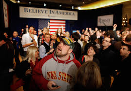 """The """"God Gap"""" and the Iowa Caucus"""