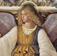 An Angel Spoke to Mary