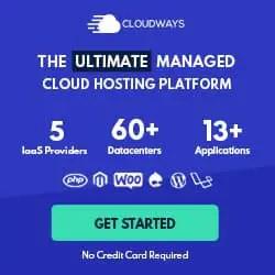 網站架設推薦使用Cloudways主機 Wordpress架設網站主機推薦