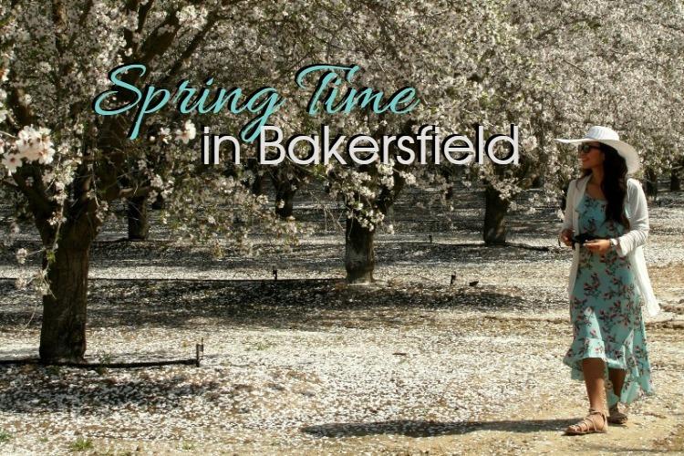 SPRING IN BAKERSFIELD