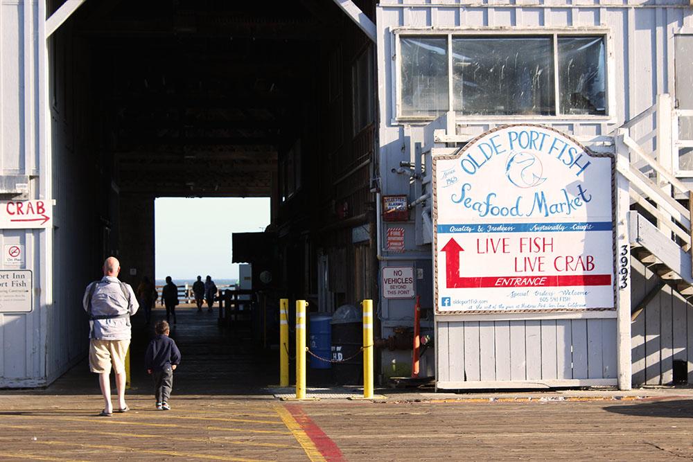 Port San Luis Avila California 1