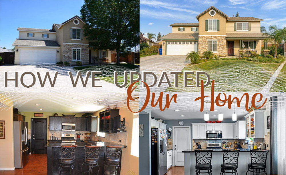 How we updated our Home
