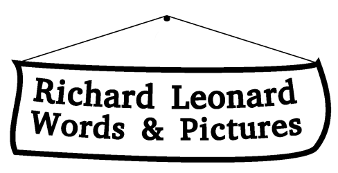 Richard Leonard – Words & Pictures