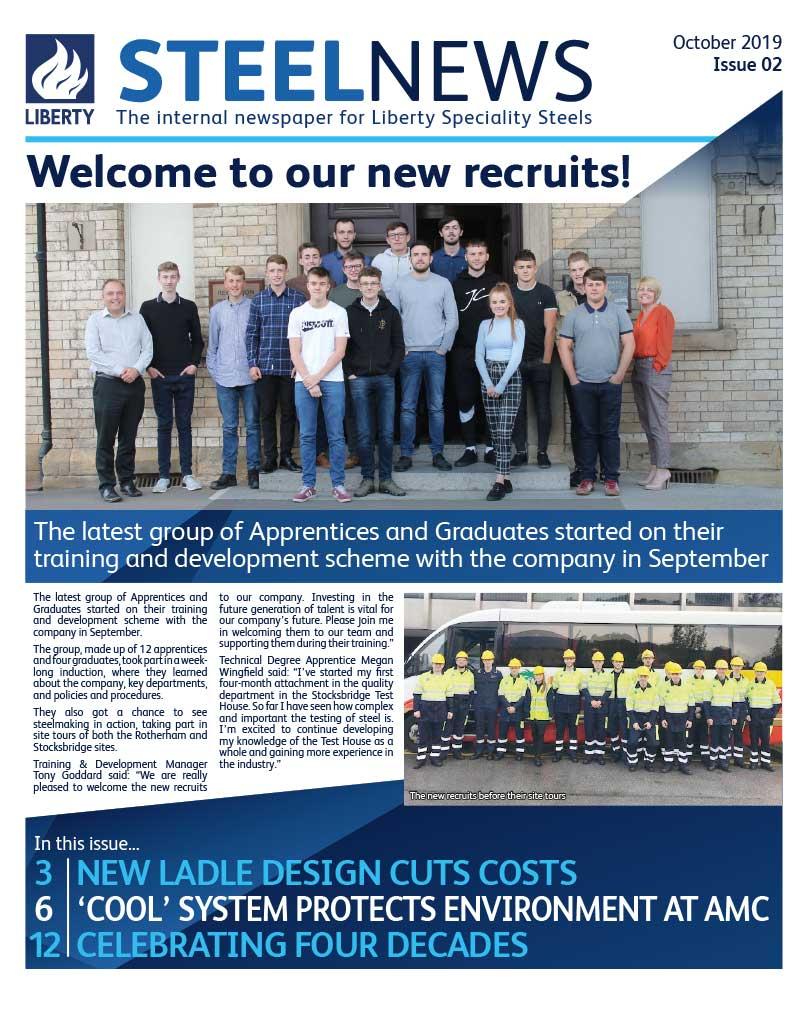 Steel-News---Issue-02-October-2019-1