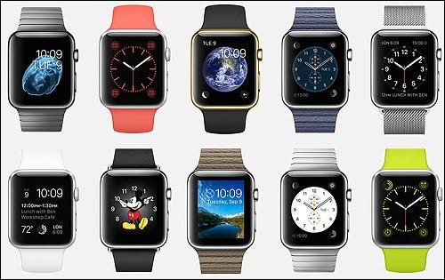 Apple Watch in Thailand
