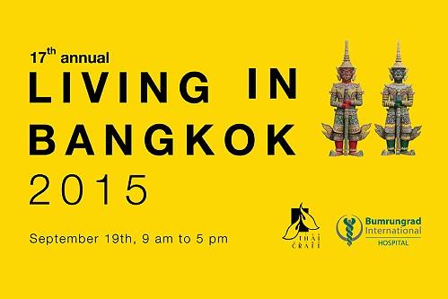 """Living in Bangkok 2015"""