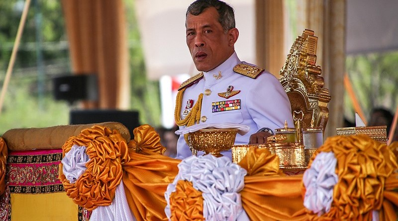 Everything we know about the Coronation of King Maha Vajiralongkorn