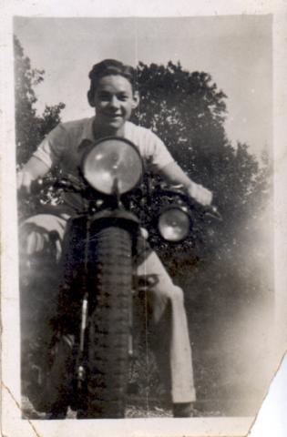 George & Bike