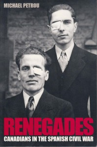 Michael Petrou's Renegades, published by UBC Press in 2008