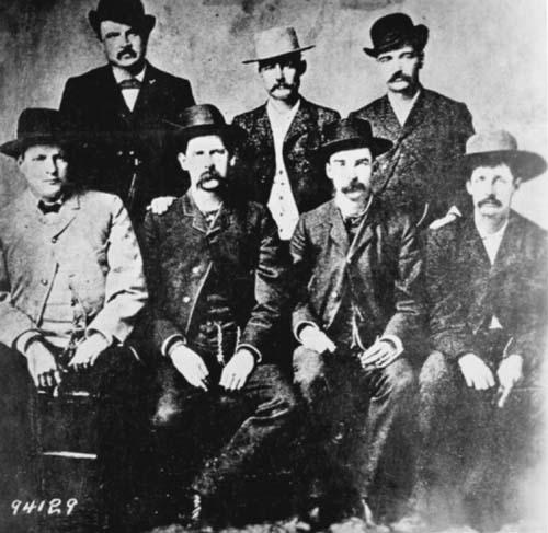 Wyatt Earps Vendetta Ride October 12 2009 Richard Beal