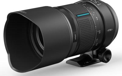 Irix 150mm f/2.8 Macro 1:1 Dragonfly Lens