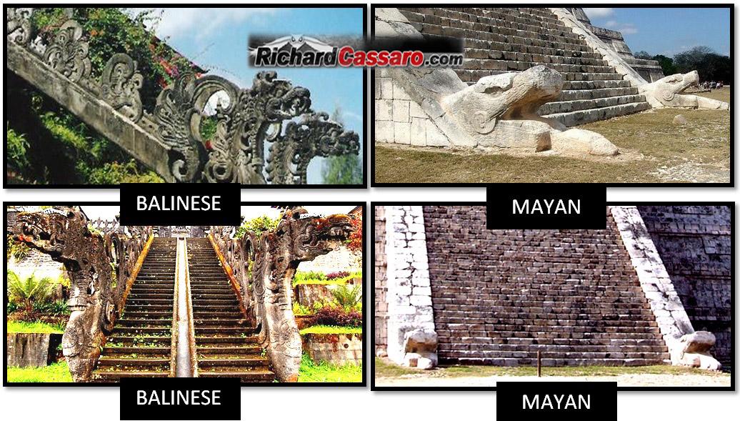Peradaban Maya dan Bali Kuno
