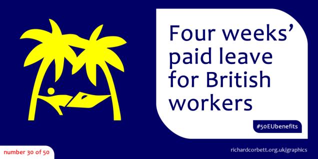 50 EU benefits #30