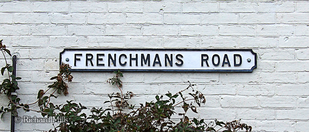 Frenchmans Road