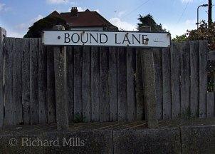 Bound-Lane
