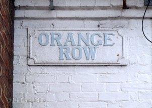 Orange-Row