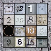34 Magic Number Square