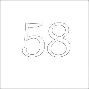 58 square 100