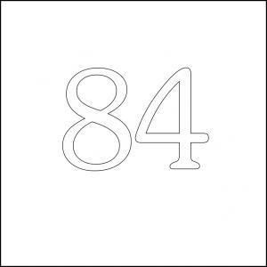84 square 100