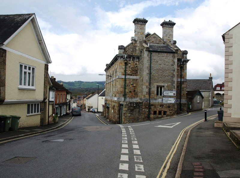 Bovey Tracey Old Town Hall