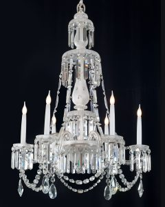 ANTIQUE CHANDELIERS AT RICHARD GARDNER ANTIQUES