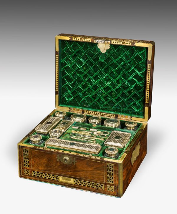 THE OGILVY DRESSING CASE BY WILSON AND CO