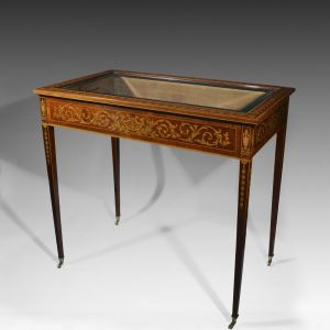 EDWARDS AND ROBERTS BIJOUTERIE TABLE