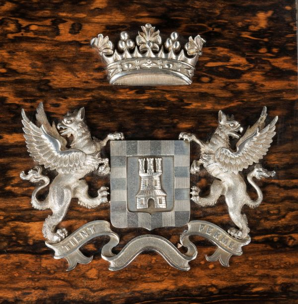 antique-dressing-travelling-case-Thornhill-silver-fittings-large-rare-Tient-Ferme-gentlemans-corom