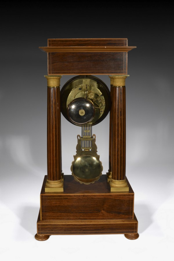 antique-portico-clock-table-regulator-French-Empire-rosewood-Pigneret-DSC_5276_MM_6355