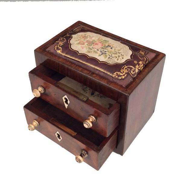 antique-sewing-box-miniature-chest-pin-cushion-IMG_0787
