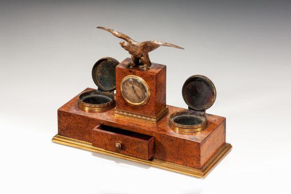 desk-set-clock-inkwells-eagle-Appay-Paris-antique-5095_1_5095